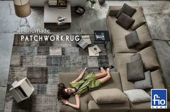 Area Rugs New Patchwork